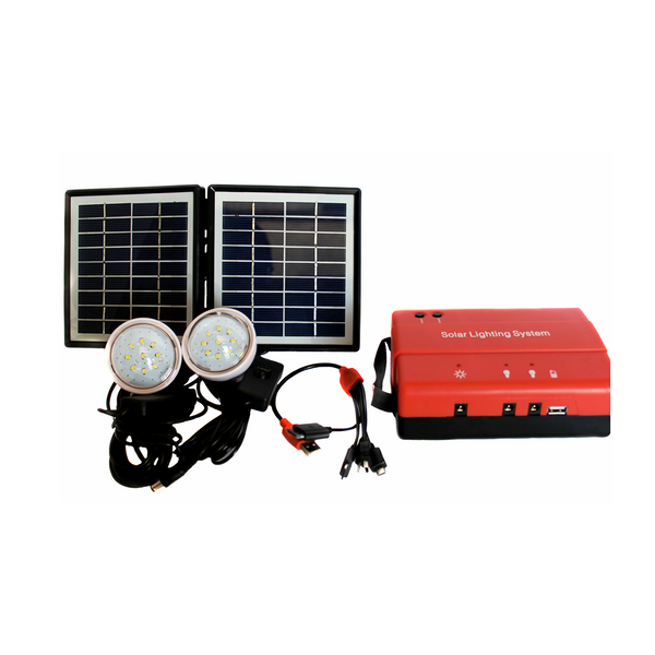 Small Home Lighting System 32 - Glenergy Inc. - Canada