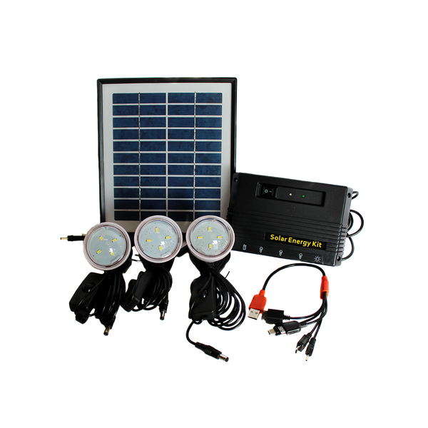 Small Home Lighting System 43 - Glenergy Inc. Canada