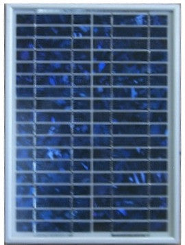 10 Watt Solar Panel High Efficiency - Glenergy
