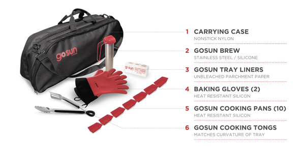 GoSun Sport Ultimate Accessory Bundle