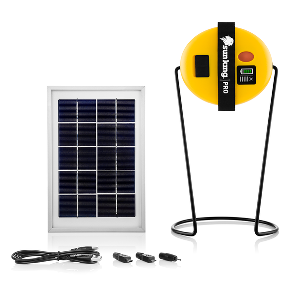 Sun King Pro - Solar Lamp - Glenergy - Canada