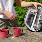 The GoSun Go Portable Solar Cooker