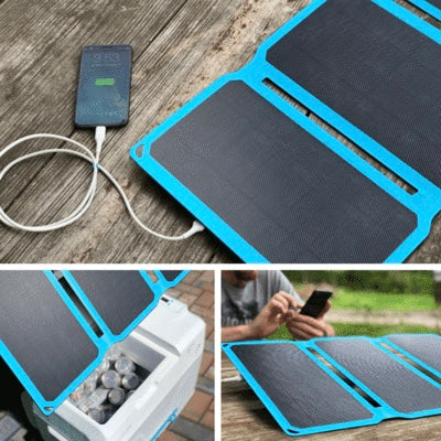 Chill + SolarPanel 30 + Powerbank