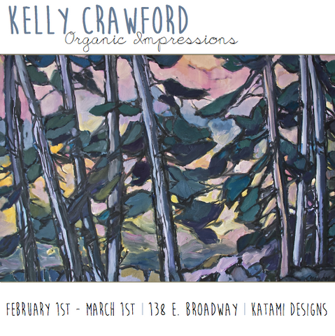 Kelly Crawford Art Exhibition
