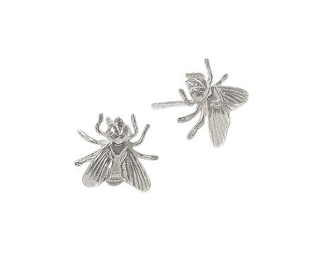 nature jewellery Sterling silver katami designs jewelry stanley park vancouver jewellery designer bee earrings custom made