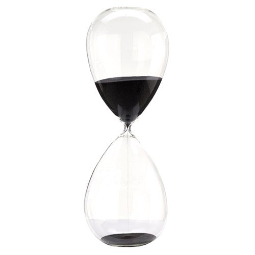 Sandglass Ball XL Black