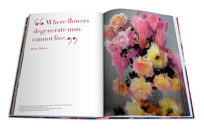 Flowers: Art and Bouquets