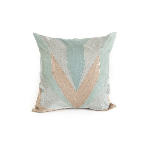 V Pillow - Grey