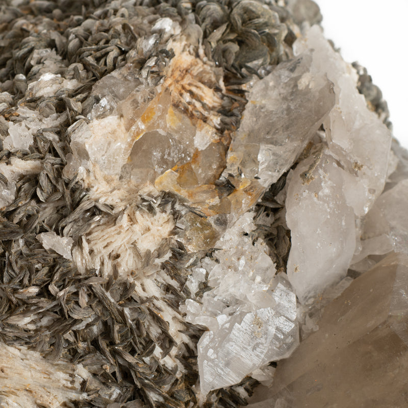 Quartz Cluster with Mica - 15.5 kg