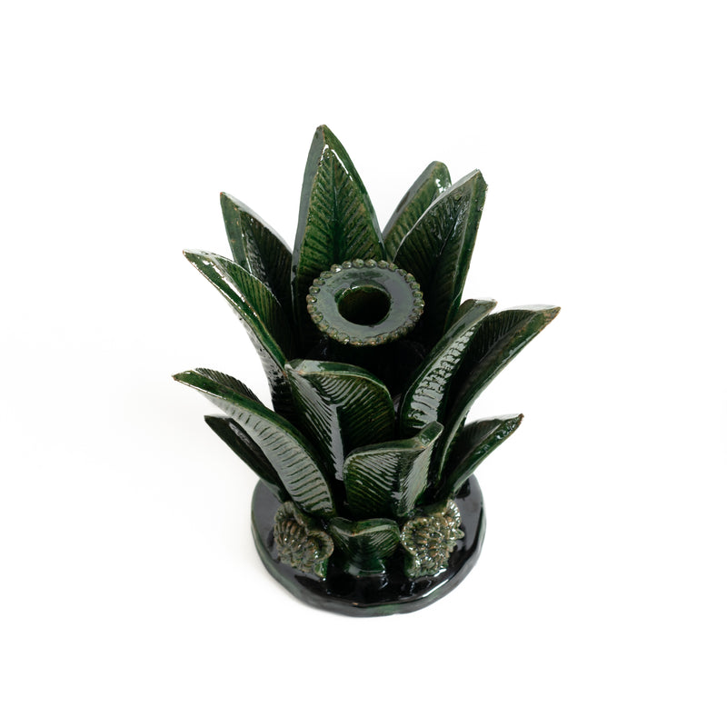 Pineapple Crown Candle Holder - Medium