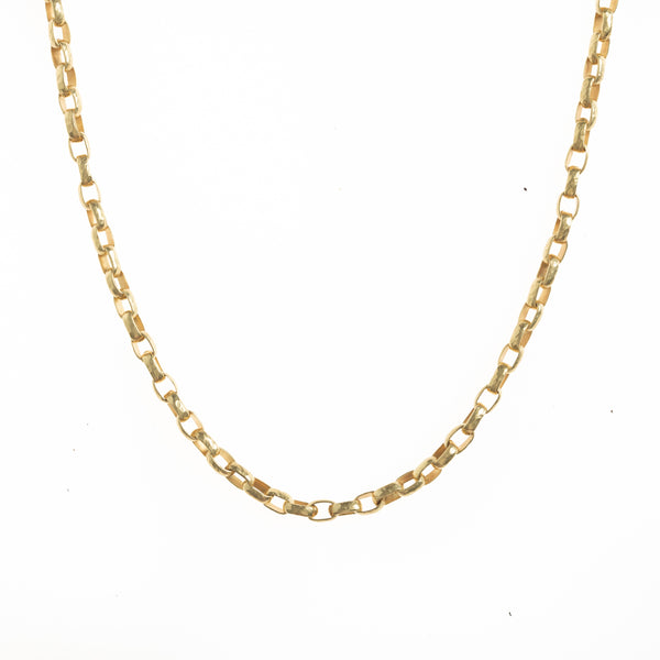 Heavy Gold Link Chain