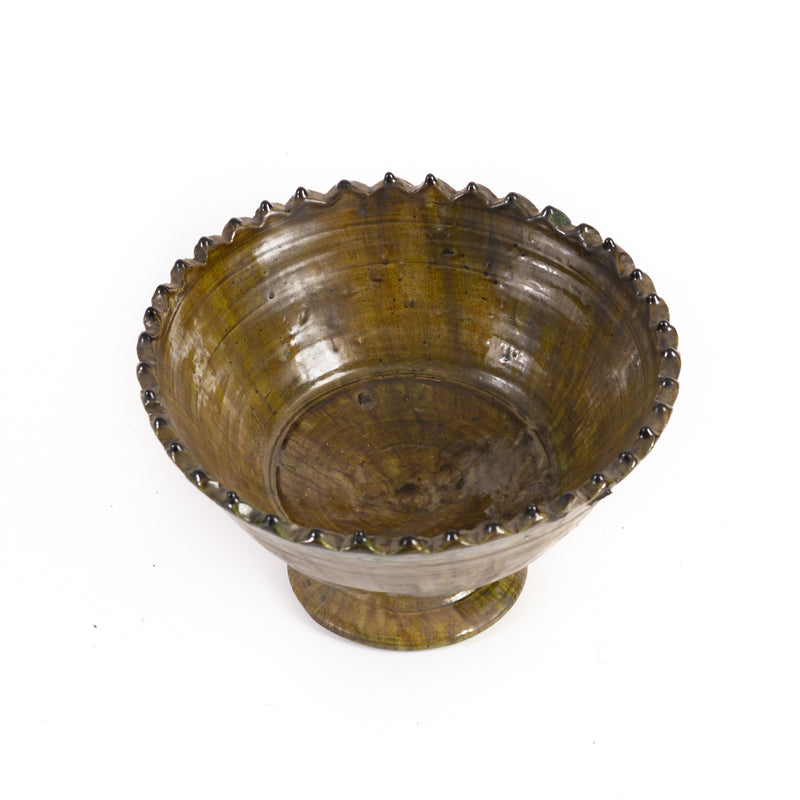 Tamegroute Green Bowl