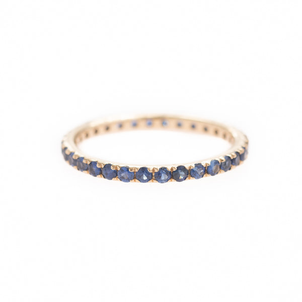 All Around Blue Sapphrie Ring
