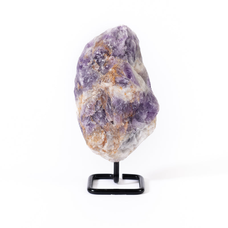 Rough Amethyst on Stand - 2.752 kg