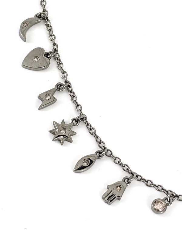 Mini Symbolic Charm Necklace