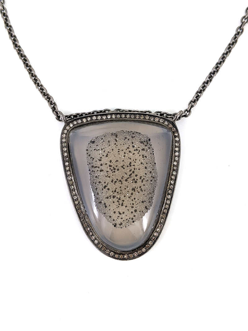 Speckled Stone Pendant