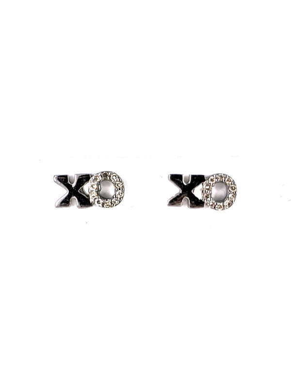 Petite XO XO Earrings