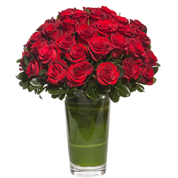 Tall Rose Gift Arrangement