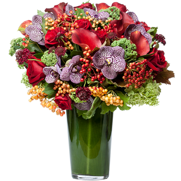 Tall Bold Gift Arrangement