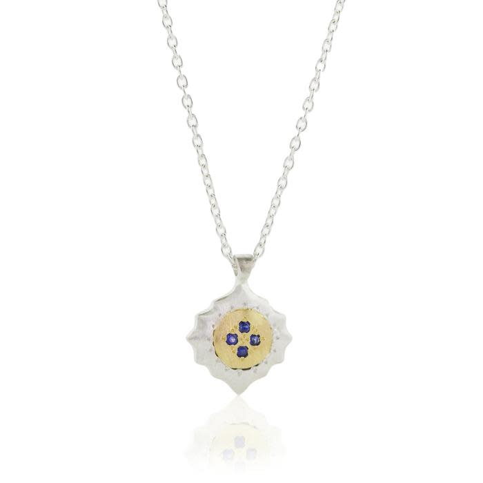 East & West Charm Pendant