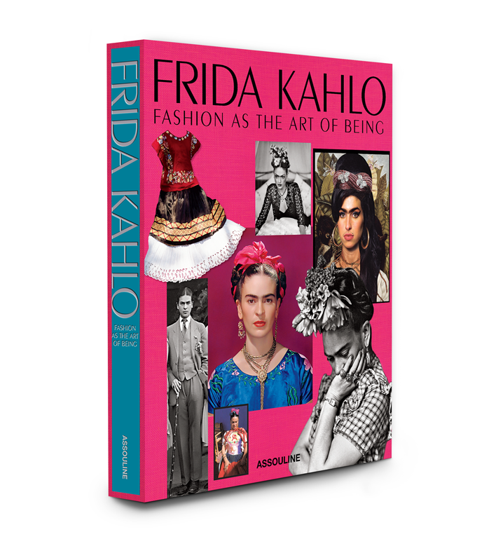 Frida Kahlo-Fashion As the Art