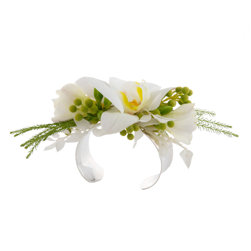Modern Pure Corsage