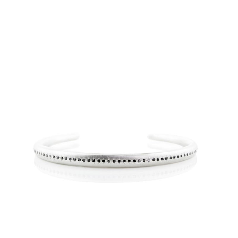 Succession Bangle Black Diamond - Small