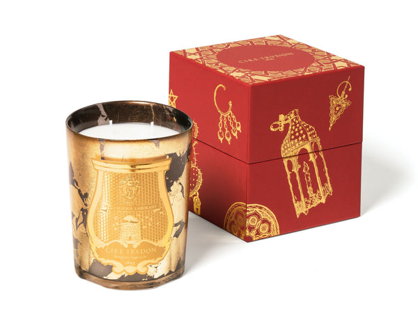 Ernesto Gold & Anthracite Candle