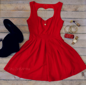 Red Valentine Dress