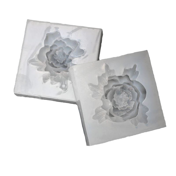 Silicone Flower Resin Mold