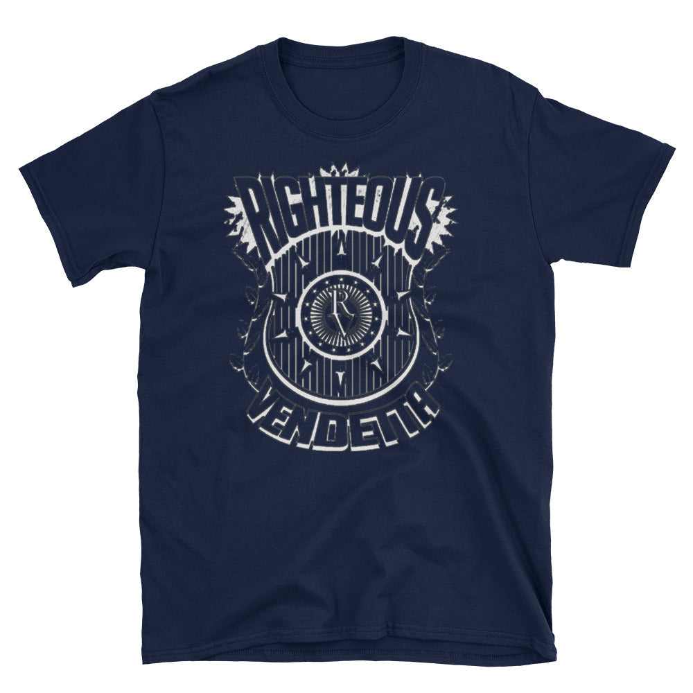 Righteous Vendetta Official Short-Sleeve Unisex T-Shirt