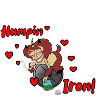 Load image into Gallery viewer, Humpin Iron Men's