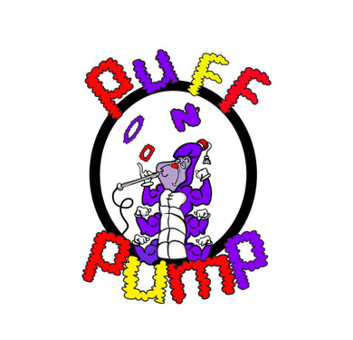 Puff N Pump woman's tee