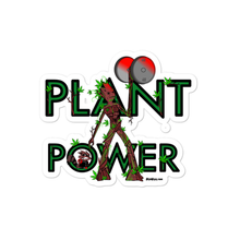 Load image into Gallery viewer, Plant Power Sticker