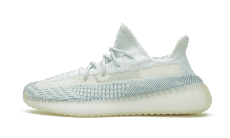"Yeezy 350 V2 ""Cloud White"" (Non-Reflective)"