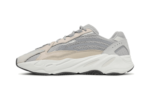 "Yeezy 700 V2 ""Cream"" side"