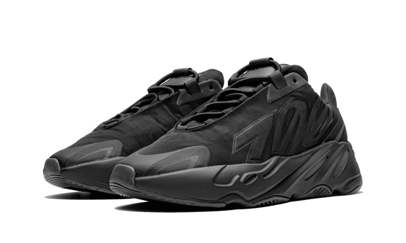 "Yeezy 700 MNVN ""Triple Black"""