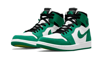 "Nike Air Jordan 1 High ""Zoom Air CMFT Stadium Green""  front"