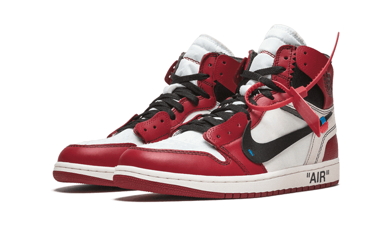 "Air Jordan 1 Retro High Chicago Off-White ""The Ten"""