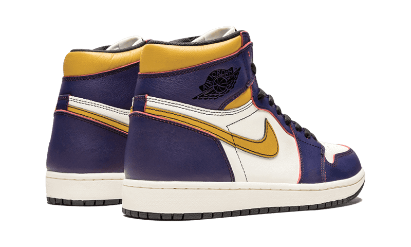"Air Jordan 1 Retro High OG ""Defiant Nike SB Lakers"""