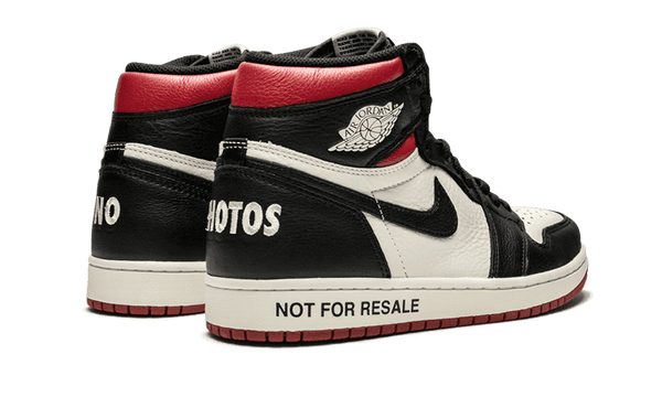 "Air Jordan 1 Retro High OG ""Not For Resale"" Red"