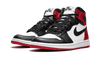 "Air Jordan 1 Retro High ""Satin Black Toe"""