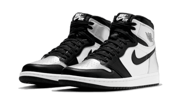 "Air Jordan 1 Retro High ""Silver Toe"""