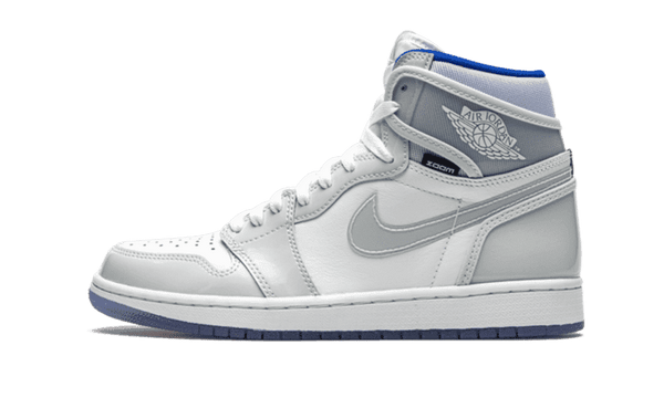 "Air Jordan 1 Retro High ""Zoom White Racer Blue"""