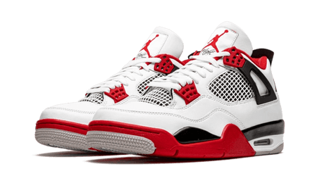 "Air Jordan 4 Retro ""Fire Red"" front"