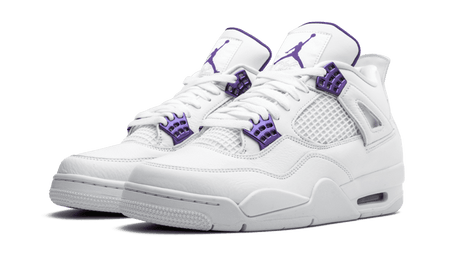 "Air Jordan 4 Retro ""Metallic Purple"""