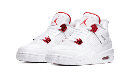 "Air Jordan 4 Retro ""Metallic Red"""