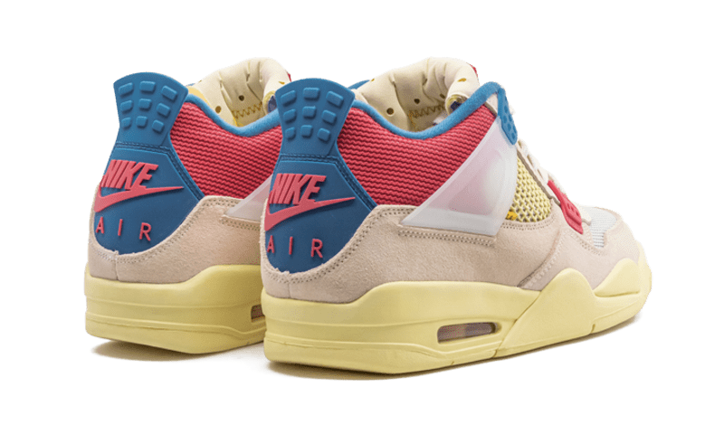 "Nike Air Jordan 4 Retro ""Union Guava Ice"""