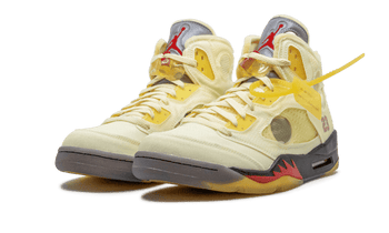 Air Jordan 5 Retro Off-White