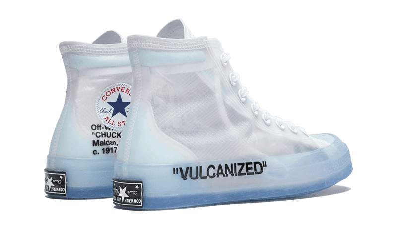 "Converse Chuck Taylor All Star Hi Off-White ""The Ten"""